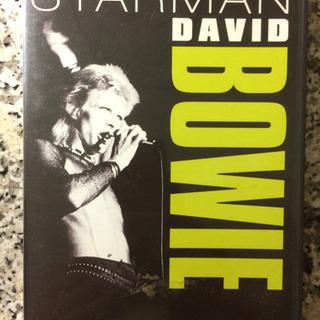 デヴィッド・ボウイ『スターマン』DVD