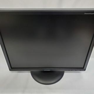 ■20.1インチ MITSUBISHI パソコン 液晶ディスプレ...