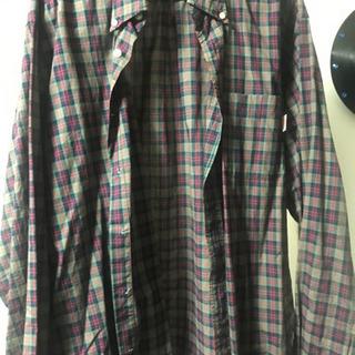 masterpieceマスターピース チェックシャツ ネルシャツ