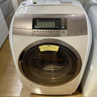 【安心の6ヶ月間保証】HITACHIのドラム式洗濯乾燥機あります!!