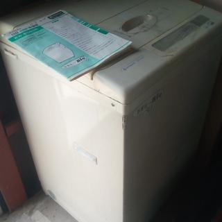 日立全自動洗濯機 ジャンク品