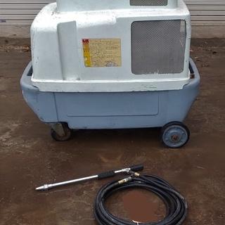 鹿児島発 共立 タンク付きエンジン洗浄機 WET050