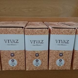 ボックスワイン   白 3リットル 5箱セット