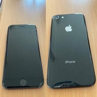 iPhone 8 Space Gray 256 GB SIMフリー