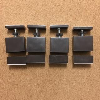 【取引中】LABRICO(ラブリコ) 2×4アジャスター4個