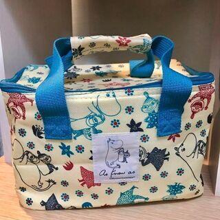 アズノゥアズムーミン 保冷バッグ(ムーミンランチトート) 新品