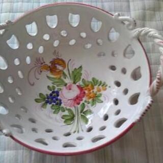 《値下げ》イタリア製 陶器バケット