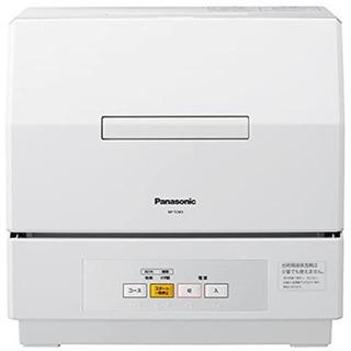 Panasonic 食器洗い乾燥機 NP-TCM3-W