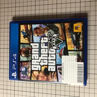 PS4 グランド・セフト・オートV R