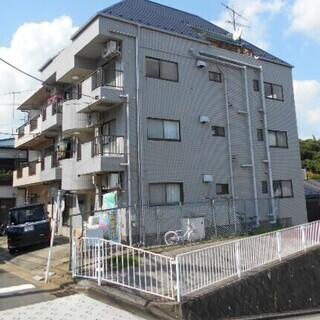 生活保護歓迎  3階の角部屋、2DK  ペット可(1匹) をお安...