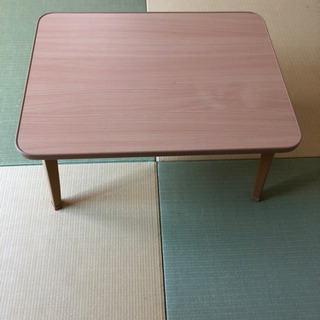 折り畳みテーブル