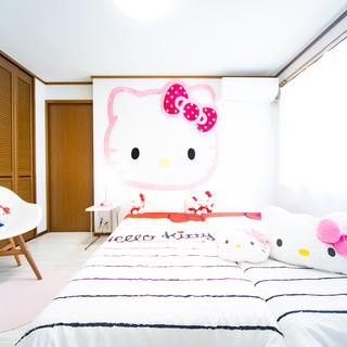 子連れ可☆宿泊施設(民泊型)の清掃スタッフ 一回4000円~#SU