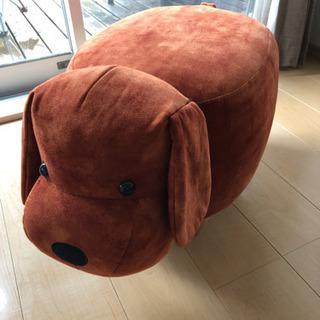 【中古】アニマルチェア イヌ
