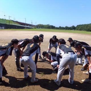 社会人野球チームメンバー募集