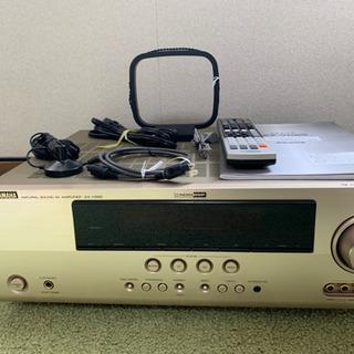値下げ!YAMAHA AX-V565+サラウンドスピーカーセット