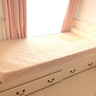 シングルベッド・マットレス
