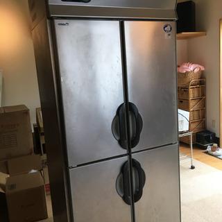 業務用冷蔵庫 SANYO