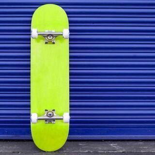 【新品】スケートボードコンプリート 7,75