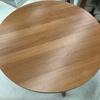 【円形 ダイニングテーブル】ダイニングテーブル