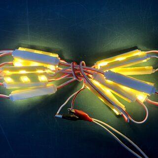 L-09 LEDモジュール 半端 電球色 GOQ