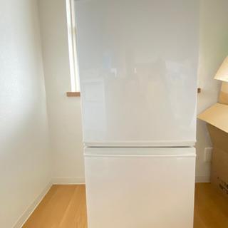 SHARP ノンフロン冷凍冷蔵庫