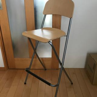IKEA イケア ハイチェア 折り畳み可能