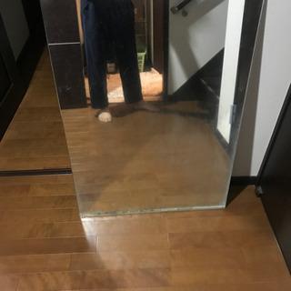 鏡  95cm×67cm