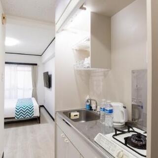 ❇️東新宿徒歩2分❇️初期費用なし‼️家賃のみでご入居可能❗️家...