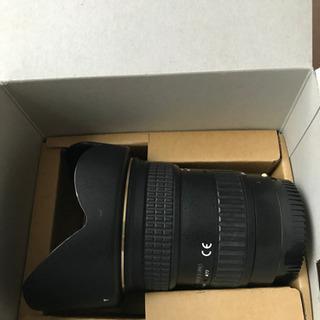 一眼レフ 広角レンズ Tokina AT-X 12〜18mm P...