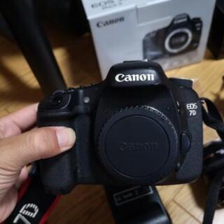Canon一眼レフEOS7D