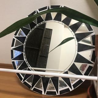 円形 鏡 ラウンドミラー おしゃれ 壁掛け