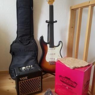 〘 引取り限定〙ギターセット