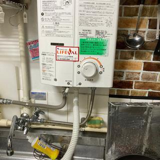 リンナイ ガス瞬間湯沸かし器