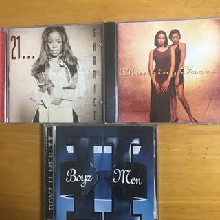 洋楽② R&B 3枚セット バラ売り可能