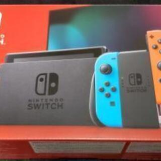 新モデル・未開封 Nintendo switch