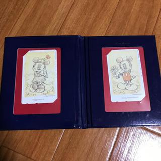 Disney 記念カード