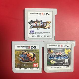 3DS ポケモン パズドラ ワンピース