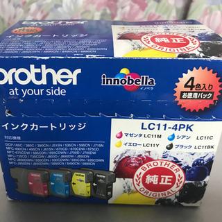 brotherインクジェットプリンター用インク LC11-4PK...