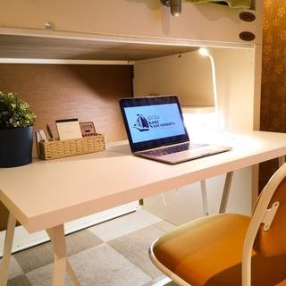 【泊まれるコワーキングスペース】南京町にあるゲストハウスで始める...