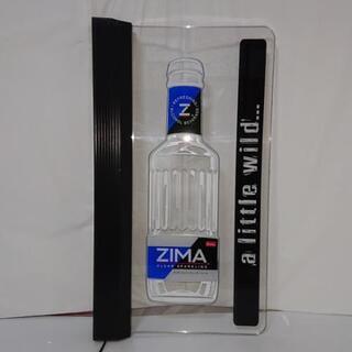 電飾看板 ZIMA エッジライト