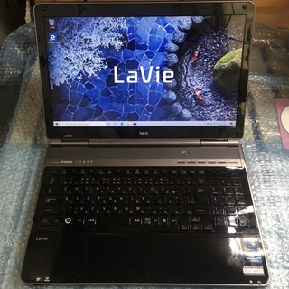 LaVie改116 Core i7 SSD Win10
