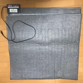 決まりました。【無料】ホットカーペット ユアサ YC-20G 2畳サイズの画像