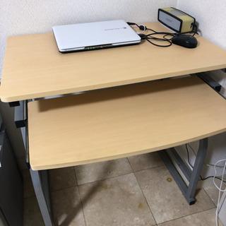 パソコンデスク(机)の画像