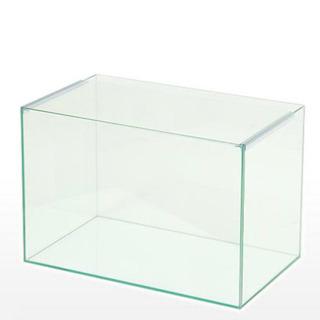 老人施設で使いたいです!45cmガラス水槽とソイル