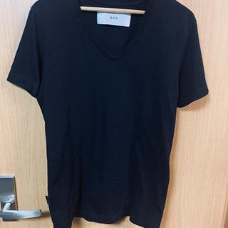 [美品]AKM黒いTシャツ メンズ