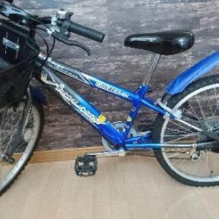 【取引中】子供用自転車SHIMANO 22インチ
