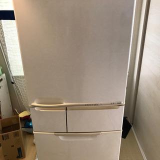 【取引中】東芝★ファミリー用冷蔵庫の画像