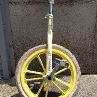 《値下げしました。》一輪車 16インチ