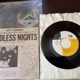 シングル盤レコード オフコース/Endless Night