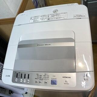 【安心・安全の1年保証】HITACHIの洗濯機あります!!